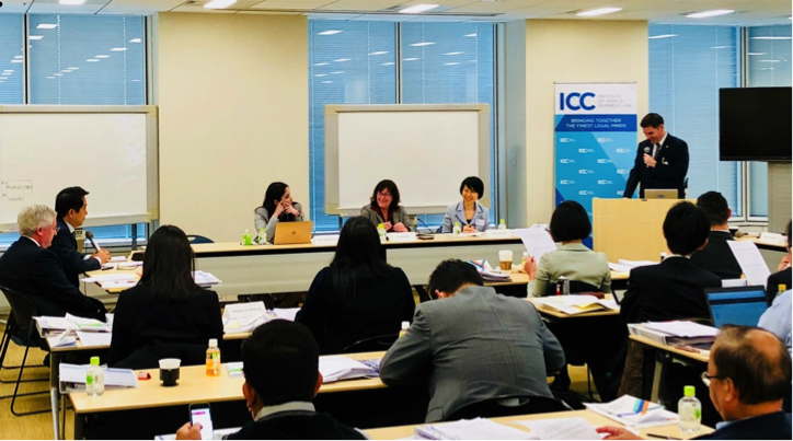 International Chamber of Commerce Japan Arbitration Week 2